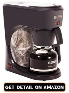 BUNN SpeedBrew Outdoorsman Coffee Maker