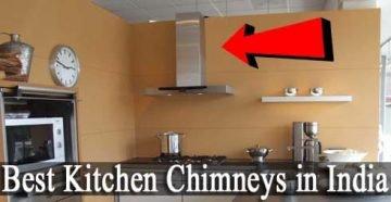 Best Kitchen Chimneys in India