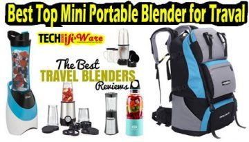 Best Portable Blender for Travel 2019