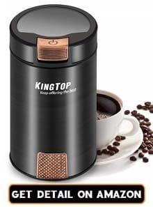 best coffee bean grinder for espresso