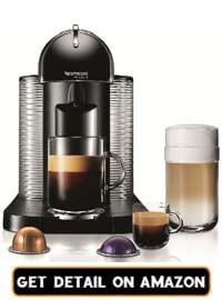 best nespresso machine for office
