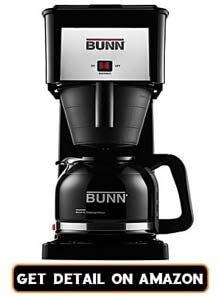 bunn coffee maker speed brew