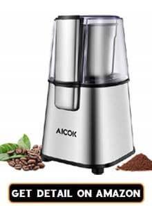 coffee bean grinder espresso