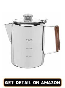 coffee pots for stovetop