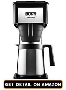 drip coffee maker small