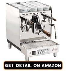 espresso machine professional