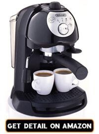 espresso maker under 200