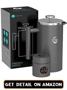 french press coffee maker large
