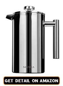 french press coffee maker reviews