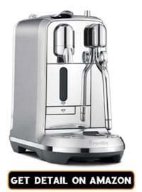 review nespresso machines