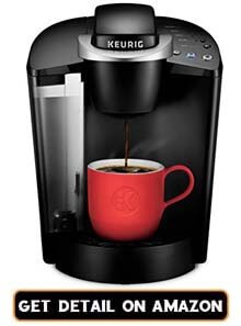 single cup coffee maker keurig