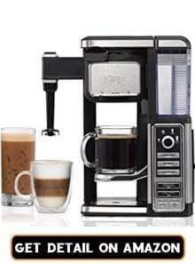 single serve coffee maker for pods