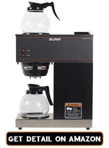 top rated bunn coffee makers