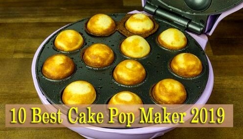 Best Cake Pop Maker
