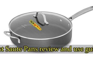 Best Saute Pans review