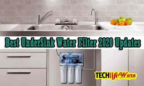5 Best UnderSink Water Filters of 2020 Updates - Reviews & Guideline