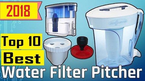 10 Kent Best Water Filter Pitcher Reviews 2019