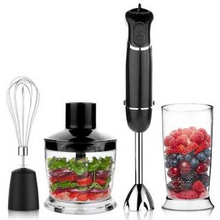 Top 5 Best Hand Blenders of 2019 – Reviews and Buying Guide