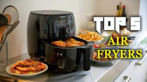 Top 5 Best air fryer reviews and Buying Guide 2019