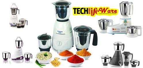 Top 5 Best Mixer Grinders in India 2019 with Buying Guide