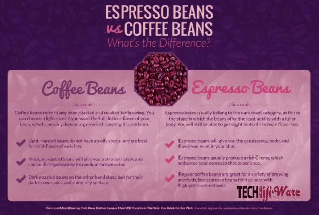 Espresso Beans Vs Coffee Beans Which One 2020 update