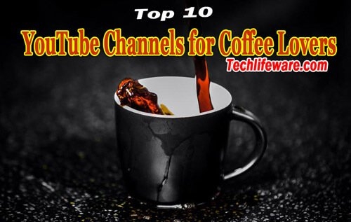 top coffee channels on youtube