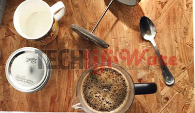 best temperature for french press coffee