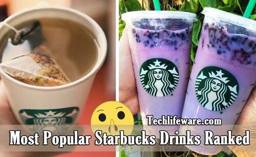 best starbucks coffee drinks update