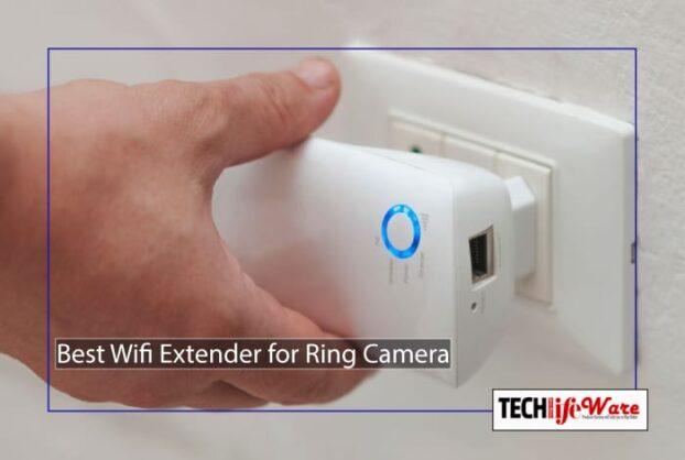 Best Wifi Extender for Ring Camera