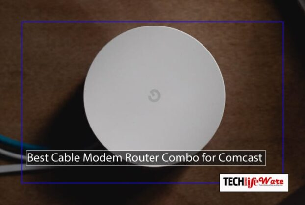 Best Cable Modem Router Combo for Comcast